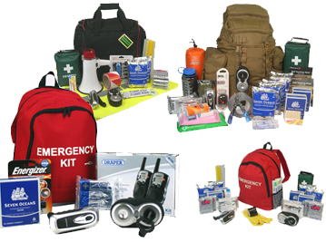 Not just ration packs and MRE food but also Emergency Kits | standard and bespoke Emergency Kits | Ration Packs, MRE food and Emergency Kits from EVAQ8 the UK's Emergency Preparedness specialist